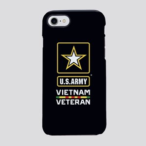 U.S. Army Vietnam Veteran iPhone 7 Tough Case
