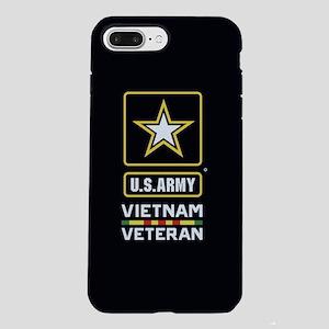 U.S. Army Vietnam Veteran iPhone 7 Plus Tough Case