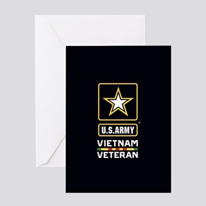U.S. Army Vietnam Veteran Greeting Card