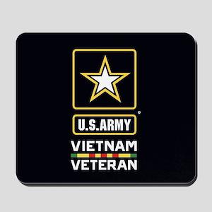 U.S. Army Vietnam Veteran Mousepad