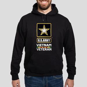 U.S. Army Vietnam Veteran Hoodie (dark)