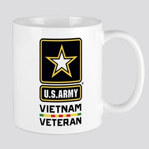 U.S. Army Vietnam Veteran 11 oz Ceramic Mug