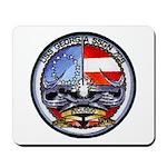 USS GEORGIA Mousepad
