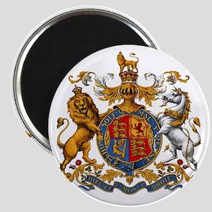 United Kingdom Coat of Arms Heraldry Magnet