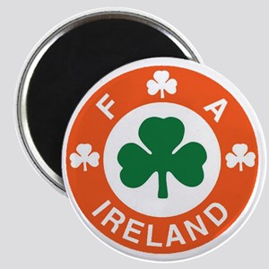 Irish Soccer Magnet