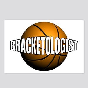 Bracketologist Postcards (Package of 8)