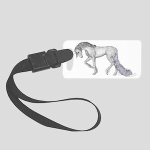 cp unicorn3 Small Luggage Tag