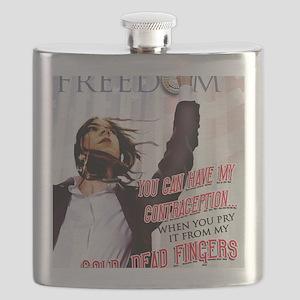 Contraceptive T-Shirt Flask