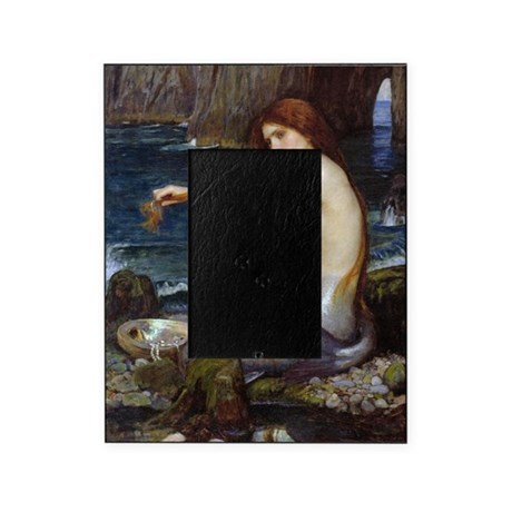 John William Waterhouse Mermaid Picture Frame by Admin ...