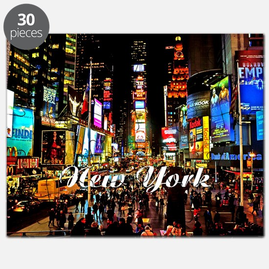 NY_5x3oval_sticker_TimesSquare Puzzle