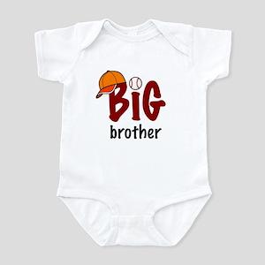 Big Brother (Baseball) Infant Bodysuit