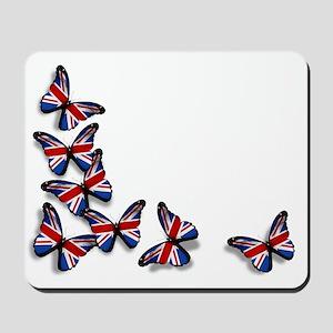 Butterflies Mousepad