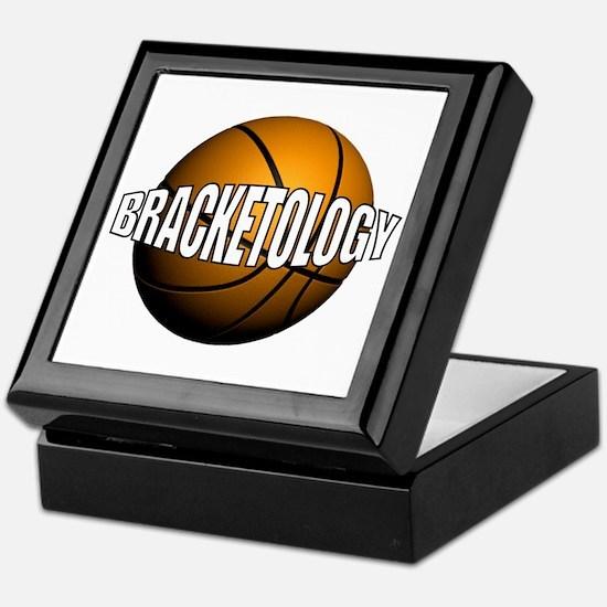 Bracketology Keepsake Box