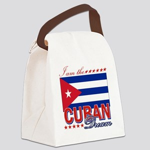CUBAN Canvas Lunch Bag