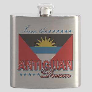 Antiguan Flask