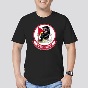 494th_Fighter_Squadron Men's Fitted T-Shirt (dark)