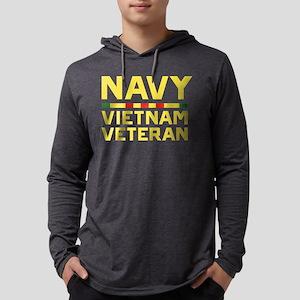 U.S. Navy Vietnam Veteran Mens Hooded Shirt