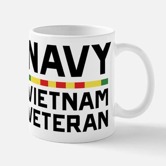 U.S. Navy Vietnam Veteran Mug