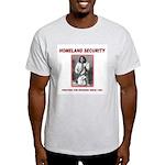 Homeland Security Geronimo Light T-Shirt