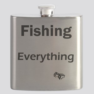 Fishingwhite Flask