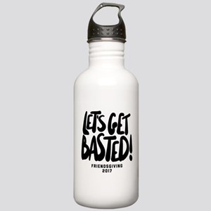 Let's Get Basted Stainless Water Bottle 1.0L