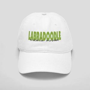 Labradoodle IT'S AN ADVENTURE Cap