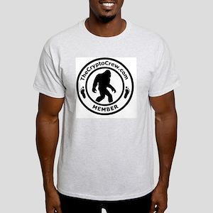 TCC logo 3 Light T-Shirt