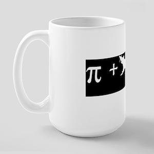 Pirate Math Large Mug