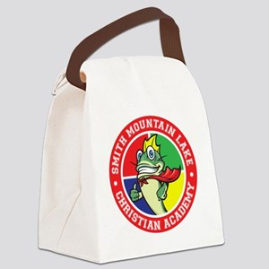 Smith Mountain Lake Christian Aca Canvas Lunch Bag