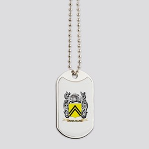 Mcclellan Coat of Arms - Family Crest Dog Tags
