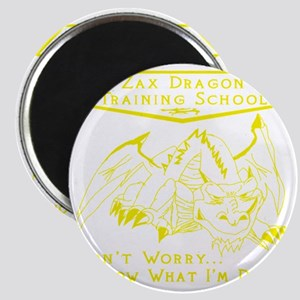 Zax Dragon Training Magnet