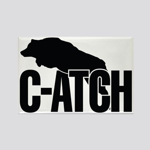 C-ATCH Aussie Rectangle Magnet