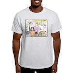 Thinking Outside the Box Ash Grey T-Shirt