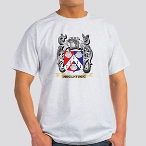Mcclintock Coat of Arms - Family Crest T-Shirt