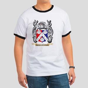 Mcclintock Coat of Arms - Family Crest T-Shirt