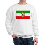 North Rhine Westphalia Flag Sweatshirt