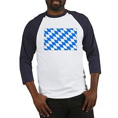 Bavaria Flag Baseball Jersey