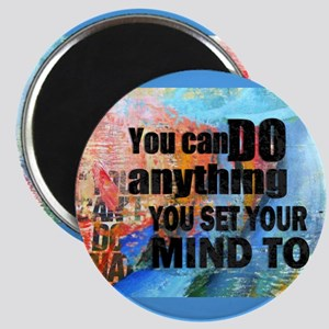 """YOU CAN DO ANYTHING 2.25"""" Magnet (10 pack)"""