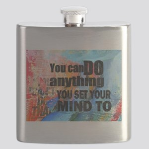 YOU CAN DO ANYTHING Flask