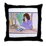 The Technical Writer Throw Pillow