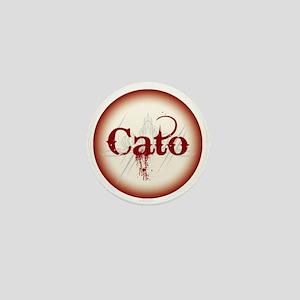 Team Cato Jewelry Mini Button