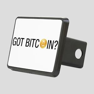 Got Bitcoins? Hitch Cover