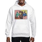 Opportunity Knocks Hooded Sweatshirt