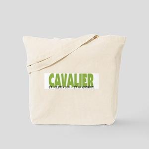 Cavalier ADVENTURE Tote Bag