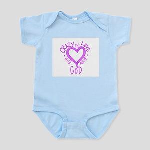 Loving God Infant suit