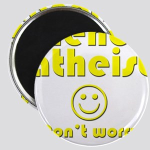 friendly-atheist-nobite-dark Magnets