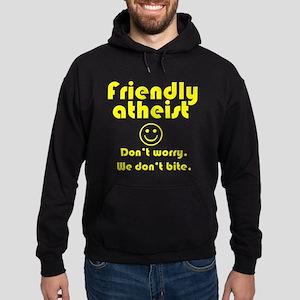 friendly-atheist-nobite-dark Hoodie