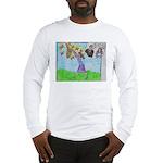 Positive Reinforcement Long Sleeve T-Shirt