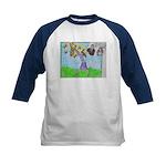 Positive Reinforcement Kids Baseball Jersey