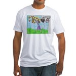 Positive Reinforcement Fitted T-Shirt